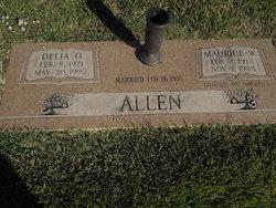 Maurice W. Allen