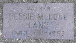 Bessie Land <I>Gerrard</I> McCool