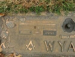 Roy Edmond Wyatt