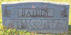 Charlie R Bailey