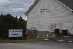 East Sunsbury Baptist Cemetery