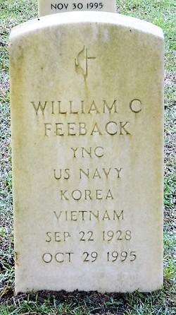 William C Feeback