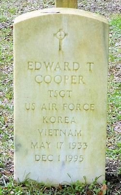 Edward T Cooper