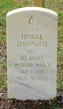 Isreal Simmons