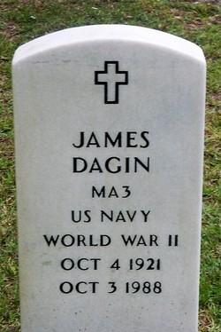 James Dagin