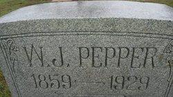 William Jackson Pepper
