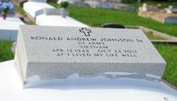Ronald Andrew Johnson, Sr