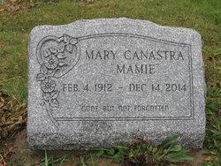 """Mary Catherine """"Mamie"""" Canastra"""