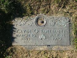 Clyde Orville Edelblute, Sr