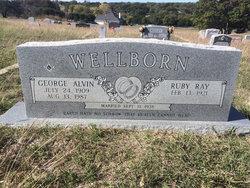 Ruby Ray <I>Lancaster</I> Wellborn