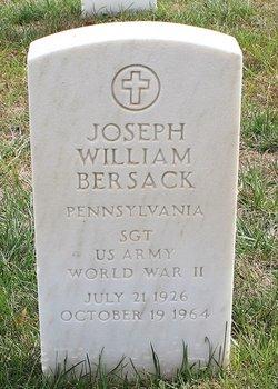 Joseph William Bersack