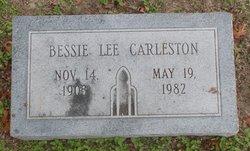 Bessie Lee Carleston