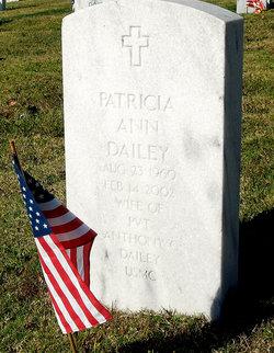 Patricia <I>Washington</I> Dailey