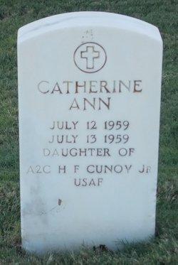 Catherine Ann Cunov