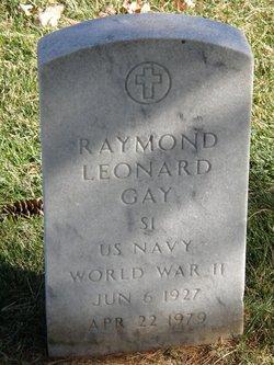 Raymond Leonard Gay