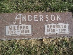 Mildred Arlene <I>Dir</I> Anderson