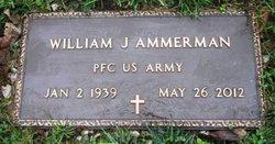 "William Joseph ""Bill"" Ammerman"