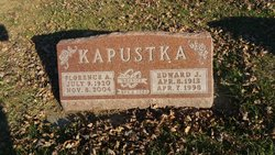 "Edward Jacob ""Jake"" Kapustka"