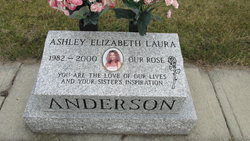 Ashley Elizabeth Laura Anderson