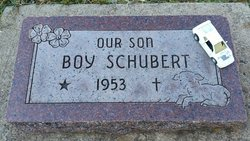 Boy Schubert