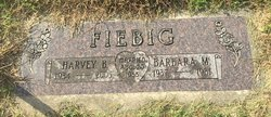 Barbara Marian <I>Hosch</I> Fiebig