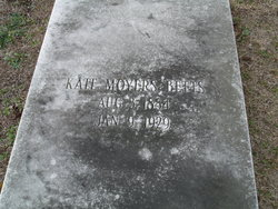 Kate <I>Moyers</I> Betts