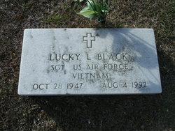 Lucky L Black