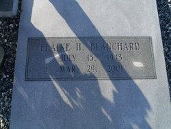 Elaine H Blanchard