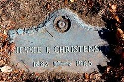 Jessie F. Christensen