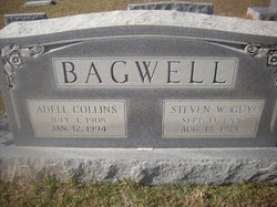 Mary Adell <I>Collins</I> Bagwell