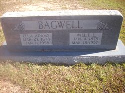 "William Lemuel ""Willie"" Bagwell"