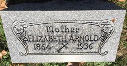 Elizabeth <I>Camutz</I> Arnold
