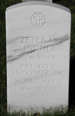 PVT Peter Christopher Lindner