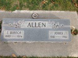 Emma Bianca <I>Johnston</I> Allen