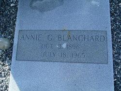 Annie <I>Gibson</I> Blanchard
