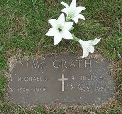 Michael J McGrath