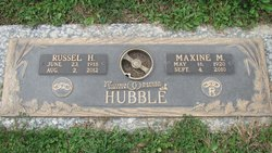 Maxine M. <I>Miller</I> Hubble