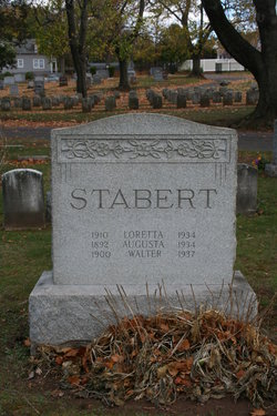 Augusta Stabert