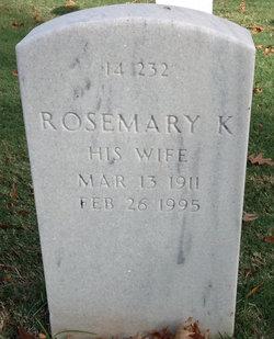 Rosemary K Gamble