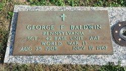 George F Baldwin