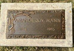 Amanda Joy Mann