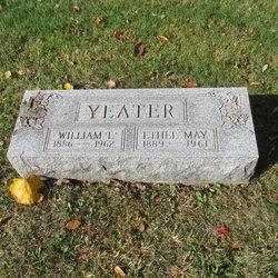 Ethel May <I>Grandon</I> Yeater