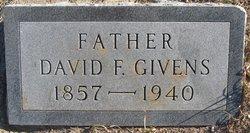 David F Givens