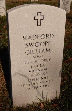 "Radford Swoope ""Ray"" Gilliam"