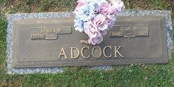"Julia A. ""Judy"" <I>McNeal</I> Adcock"