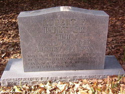 Robert F.  Bb Burt