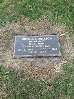 Michael E Erickson