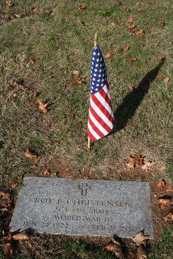 Roy Edward Christensen