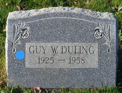 Guy William Duling