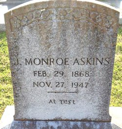 James Monroe Askins